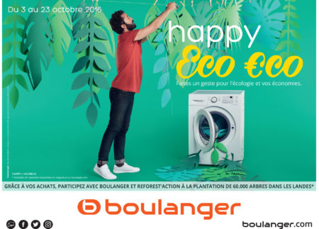 Boulanger campaign by sylvain homo