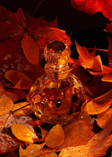 Fall perfume by mathilde karrer