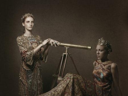 Renaissance women by leo caillard