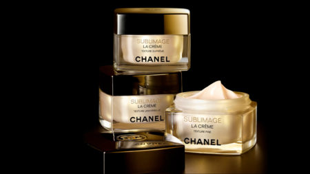 Chanel sublimage by claude badée