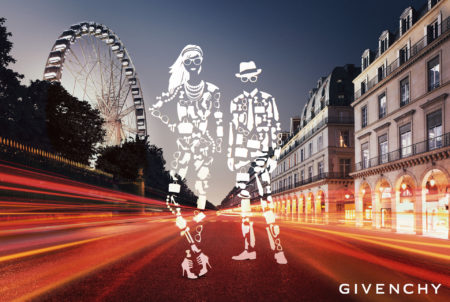 Givenchy by laurent chéhère