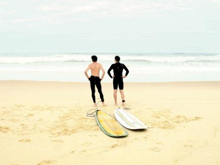Beach by laurent chéhère