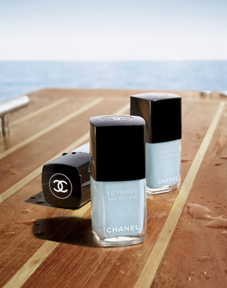 Chanel vernis st tropez by claude badée