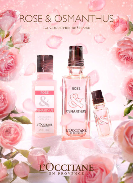 L'occitane by claude badée