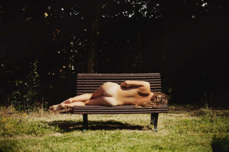 Sunbath by diane sagnier