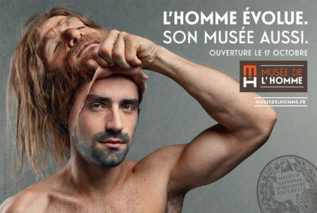 Musée de l'homme by leo caillard