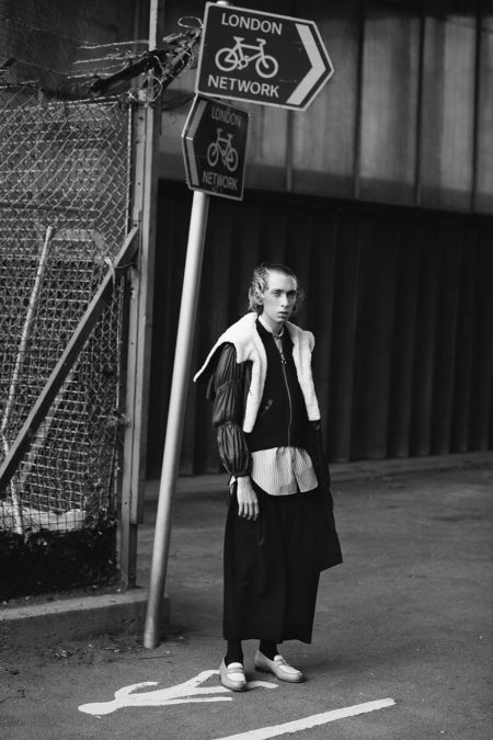 Client magazine no parking by sylvain homo