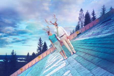 Zeynep represents nordic tale
