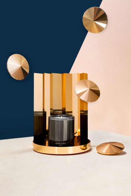 Goutal home campaign by chloé gassian