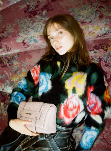 Spur magazine x miu miu by cecy young