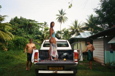 Tahiti by diane sagnier
