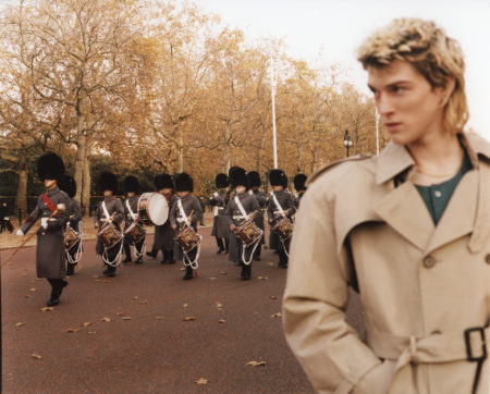 Our favorite tourist for vogue italia by sylvain homo