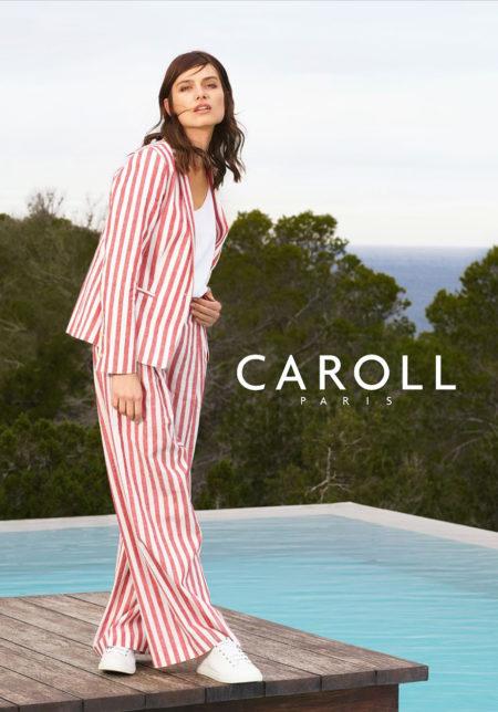 Caroll camapign by jaïr sfez