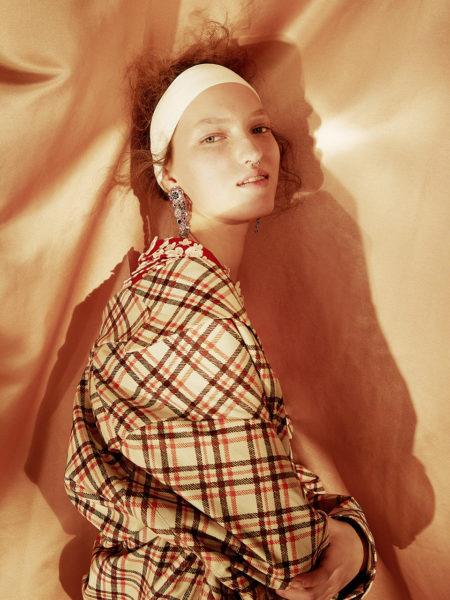 Glamour magazine by jaïr sfez