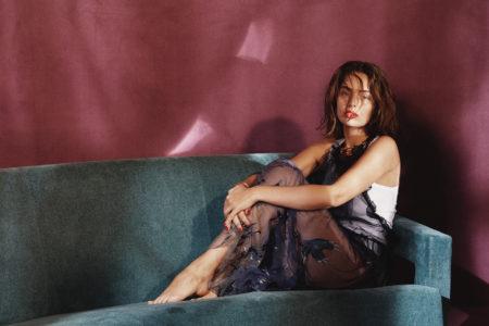 Zeynep represents tangent magazine