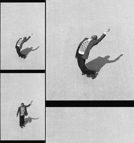 Zeynep represents avant garde magazine