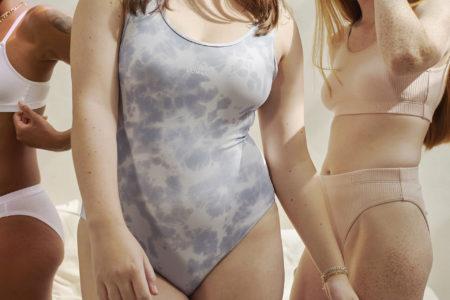 Zeynep represents levi& jpg ;s bodywear