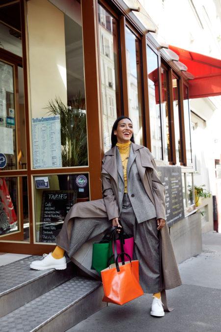 Zeynep represents mint magazine mina soundiram