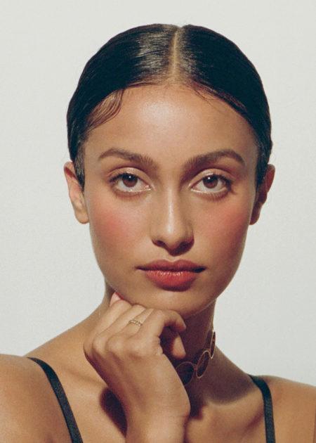 Zeynep represents sundae cosmetics