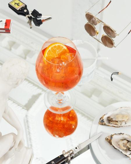 Bordello aperitivo by mathilde karrèr